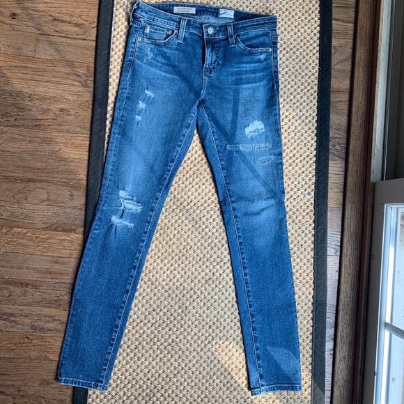 Agolde Denim - AGOLDE denim jeans